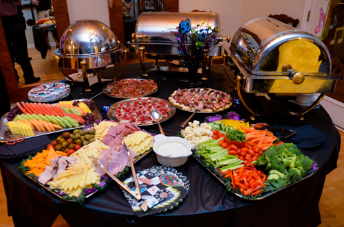 My 50th Birthday BashMixing Inexpensive With Splurge For A
