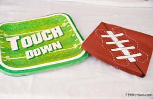 Last Minute Game Day Food & Decoration Ideas….On The Cheap