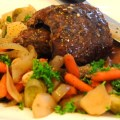 Beef Pot Roast With Veggies – Healthy and Inexpensive Meal for 4