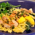 Pork Chops Piccata ($10 or Less Meal)