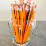 Alternative Uses For….Erasers (And Pencils)