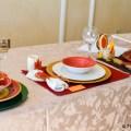 Easy & Cheap Thanksgiving/Fall Table Settings