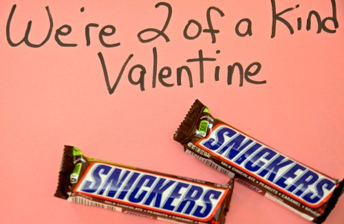 Valentine's Day Sayings Using Candy - 719woman.com