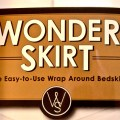 Wonder Skirt…An Easy-To-Use Wrap Around Bedskirt