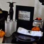 Quick, Cheap & Super Easy Halloween Decor…Using Thrift Store Items