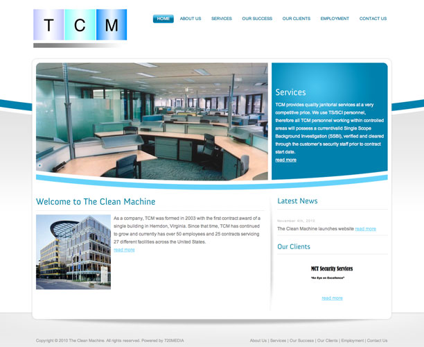 wordpress website design cost small business agency 720 media