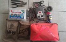 Bug Out Bag Car Kit