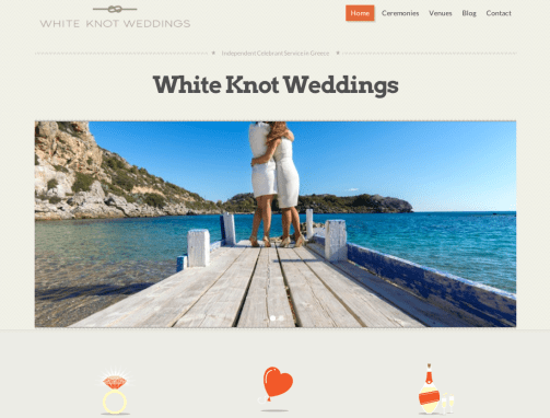 White Knot Weddings