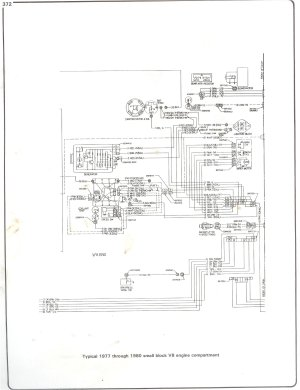Wiring Diagram 1983 350 Chevy K10 | Wiring Library