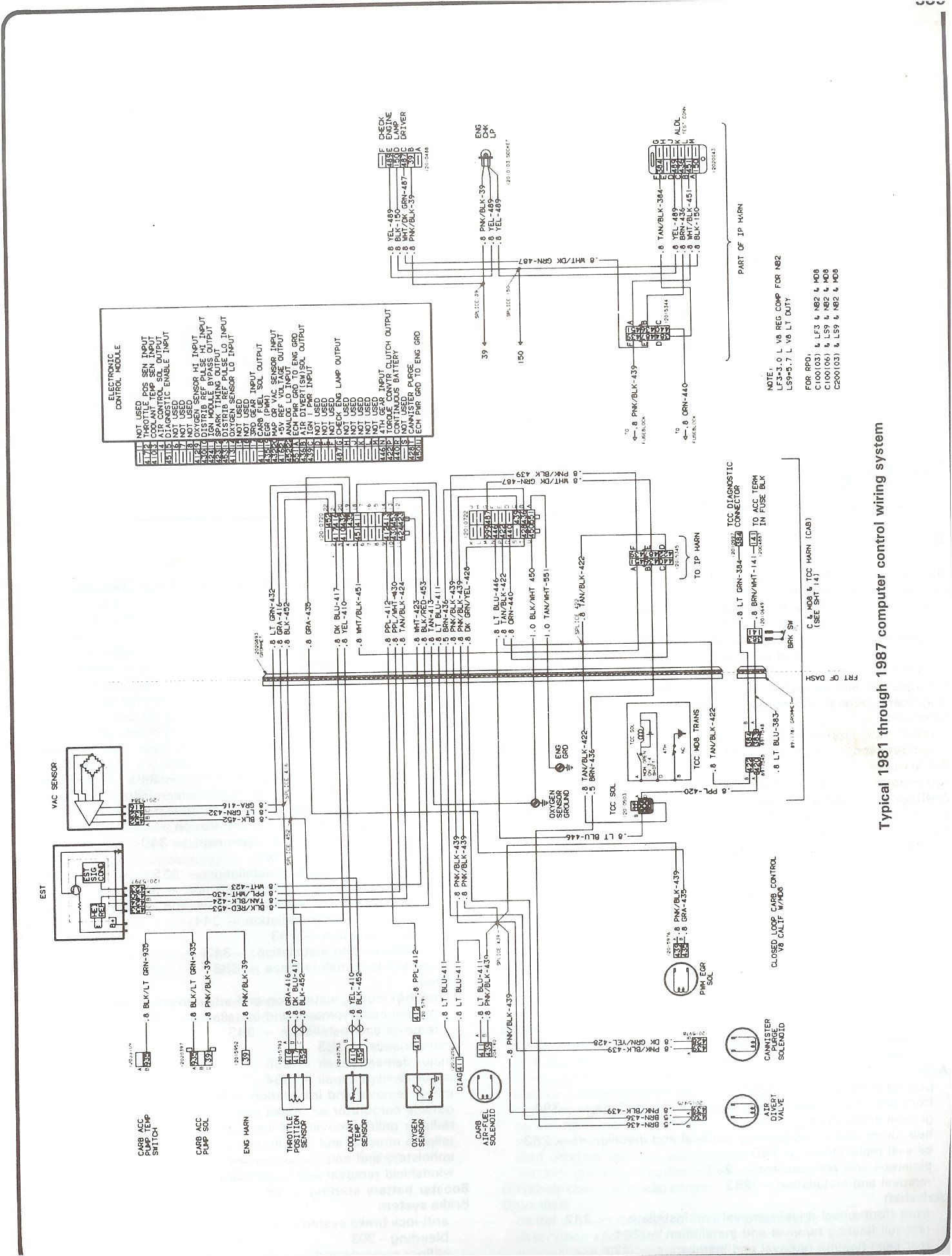Wrg S10 A C Controls Wiring Diagrams