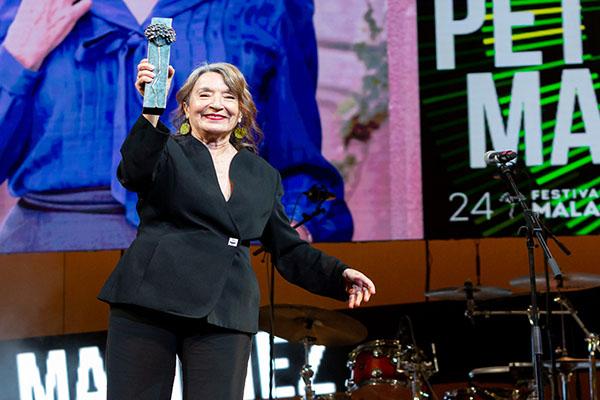 Así ha sido la inauguración del Festival de Málaga una gala marcada por la comedia y la música