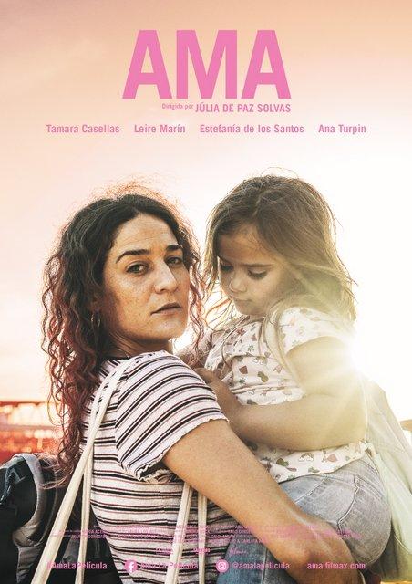 La película «Ama» ópera prima de Julia Paz Solvas , se estranará en cines el 16 de julio