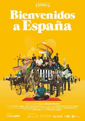 BIENVENIDOS A ESPAÑA, LA NUEVA PELÍCULA DE JUAN ANTONIO MORENO, TENDRÁ SU PREMIERE MUNDIAL EN EL FESTIVAL HOT DOCS