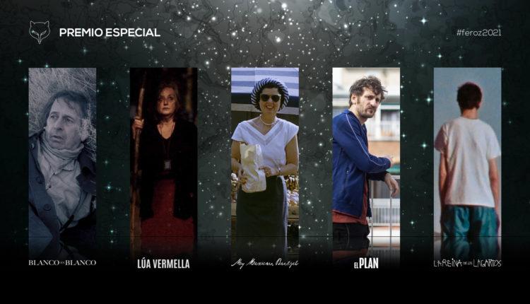 Premios Feroz 2021: 10 películas compiten por el Premio Especial y mejor documental