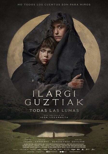 Tráler de ILARKI GUTZIAK. TODAS LAS LUNAS, la nueva película de Igor Legarreta.