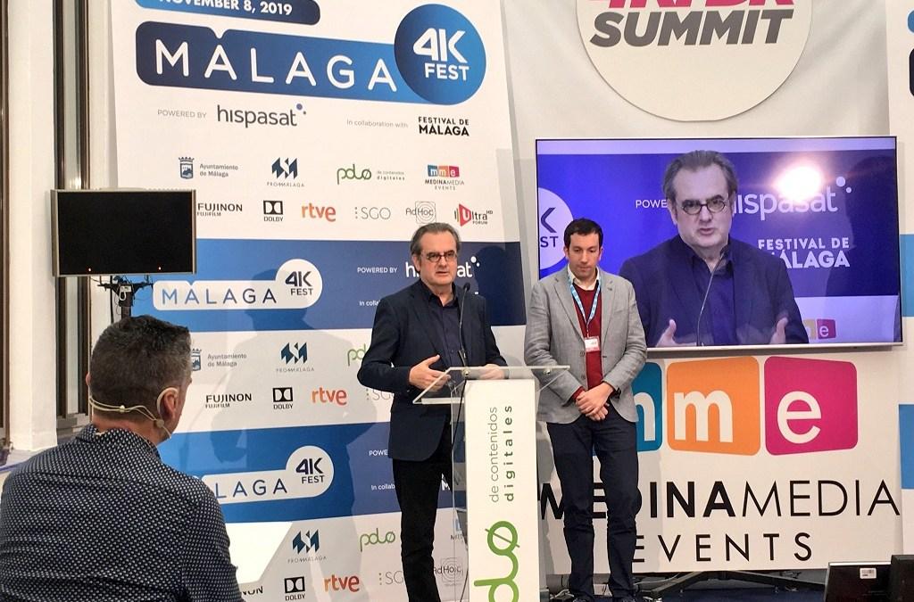 El 9 de mayo finaliza la inscripción para Málaga 4K Fest, festival internacional de cortometrajes en 4K