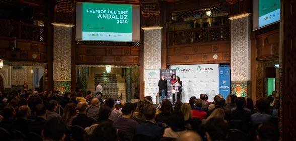 Premios del Cine Andaluz galardonarán a Kiko Medina, la Diputación de Jaén, Canal Sur y al Festival de Islantilla