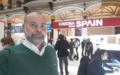 Productores Andaluces en Berlín: Arturo Menor