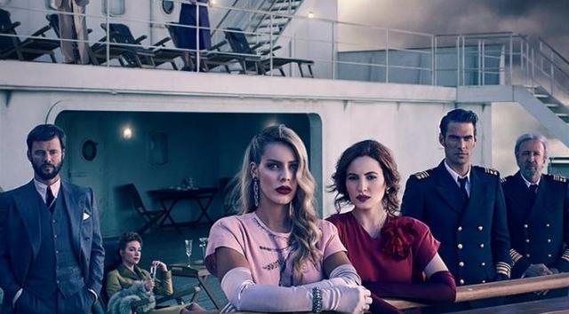 Se estrena el trailer de 'Alta Mar', la tercera serie totalmente española para Netflix