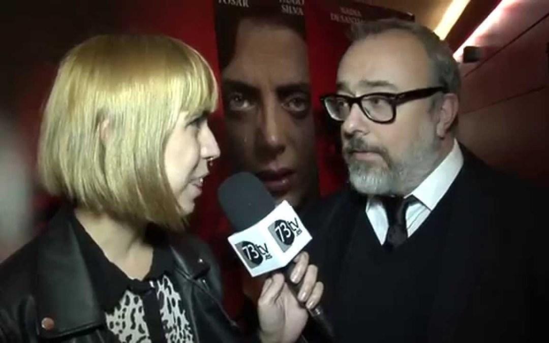 Entrevistamos a @alexdelaIglesia productor de #MUSARAÑAS #fundidoanegro