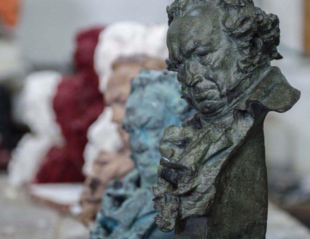 Las películas que aspiran a los Premios Goya en números