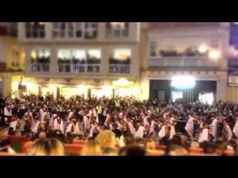 Los regulares en la Tribuna Semana Santa Malaga 73tv