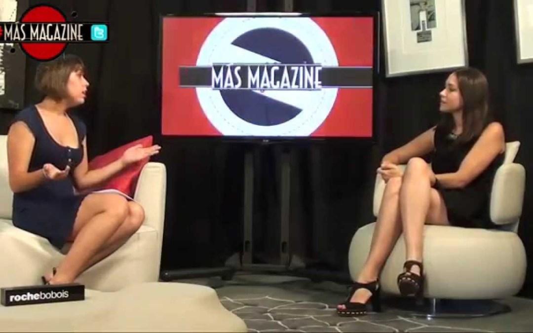 Mas Magazine 55 Sección de música de la mano de Sonia Vargas
