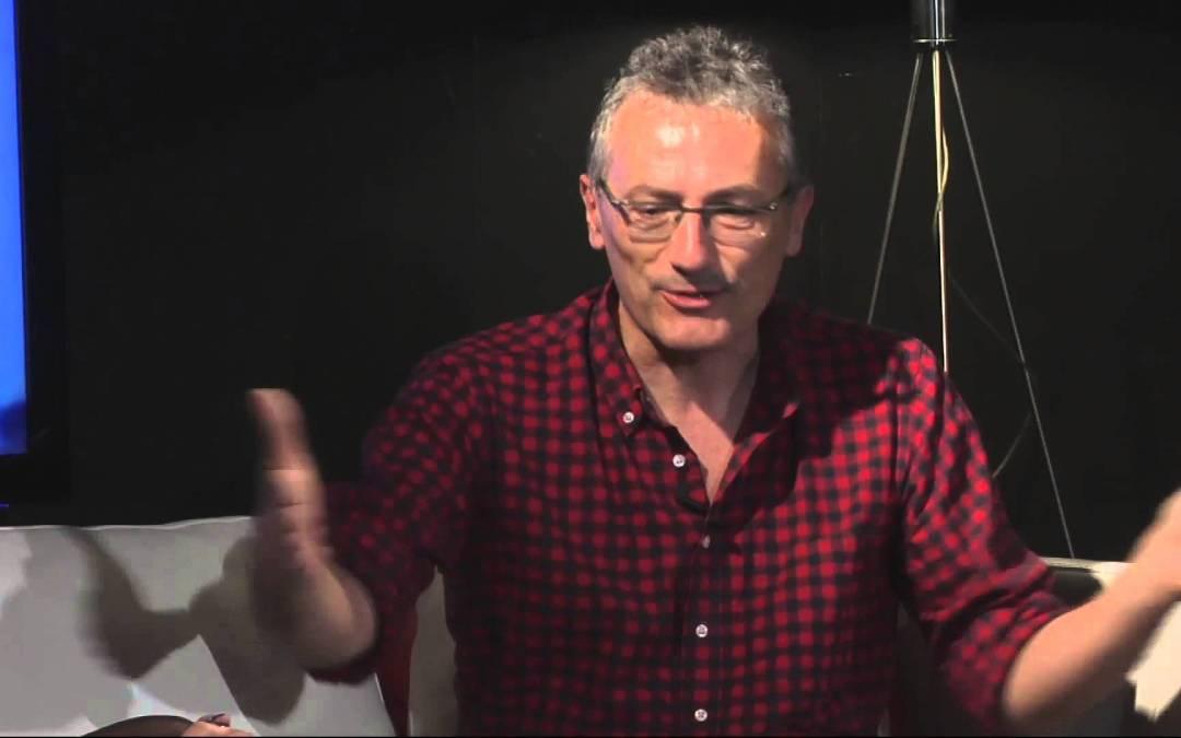 Programa Fundido a Negro entrevista al guionista Carlos López