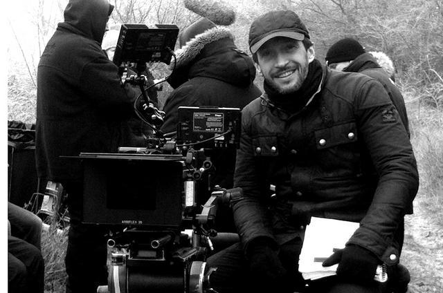 Salvador Calvo termina el rodaje de «Un mundo prohibido»