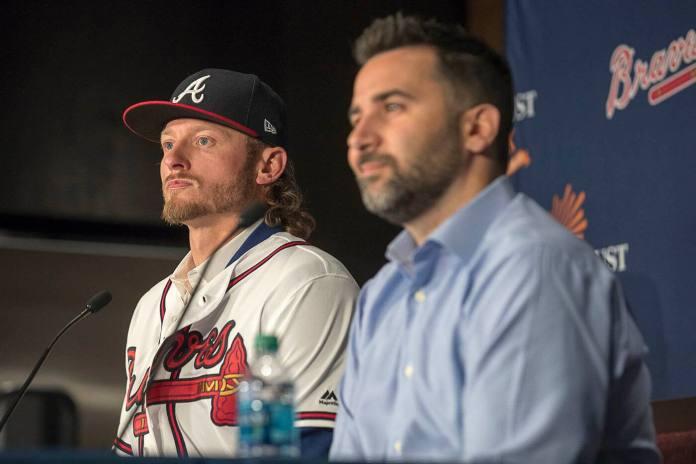 Josh Donaldson and Alex Anthopoulos