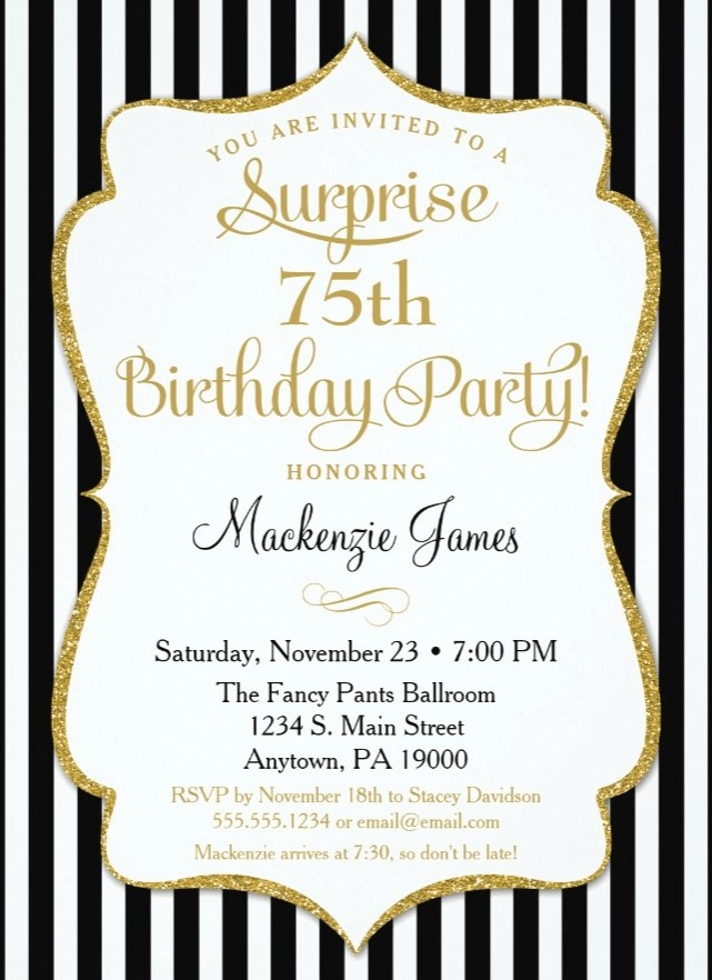 Birthday party invitation mailer needs no envelope cogimbo 10 things you should know before addressing assembling and art birthday party invitations stopboris Images