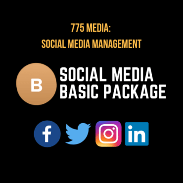 10 775 Media De La Rosa Productions Social Media Basic Package
