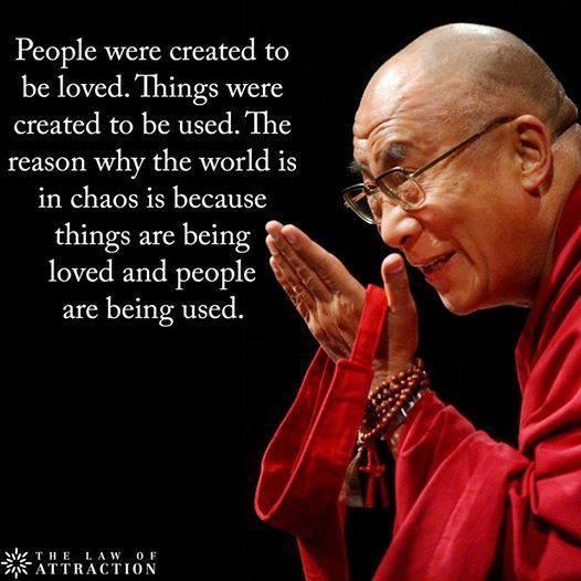 Dalai Lama love