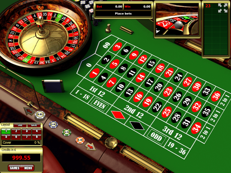 American Roulette TomHorn FreeSlot Online Click And Play