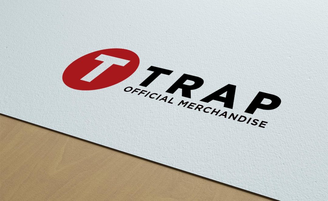 Logo design for TRAP Official Merchandise