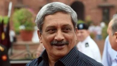 Manohar Parrikar Dies