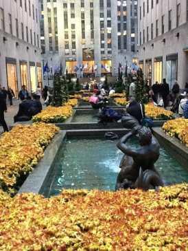 Rockefeller Center, NYC.