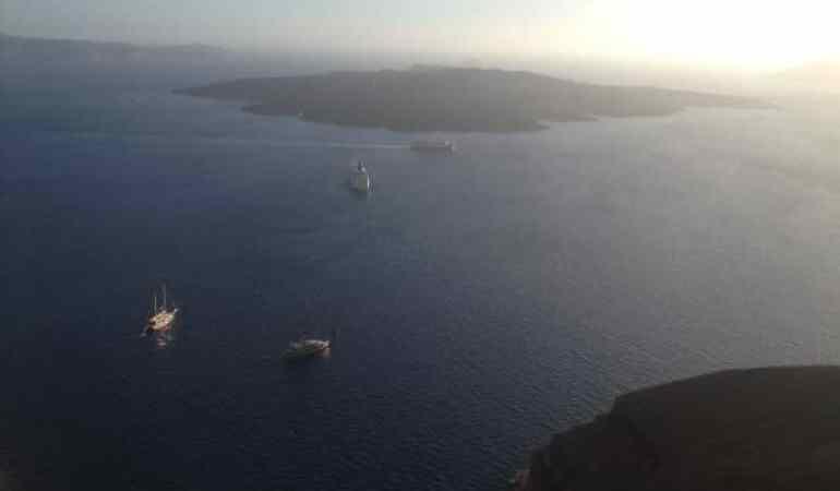 Caldera view, Santorini.