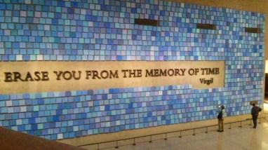 WTC Memorial Museum.
