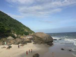 Abricó Beach, Rio.