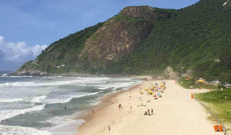Prainha Beach, Rio.