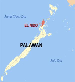 El Nido, Palawan.
