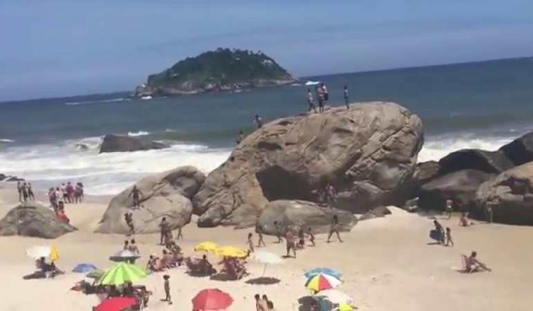 Full video Wild Beaches Tour, Rio