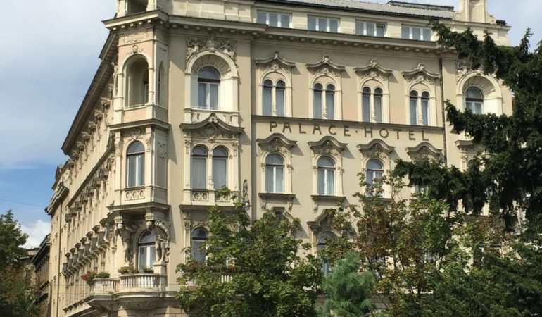 Palace Hotel, Zagreb