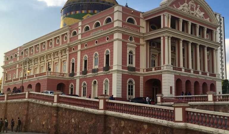 Manaus Opera House.