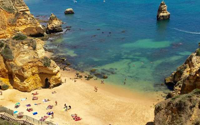 Three Most Beautiful Beaches in Algarve