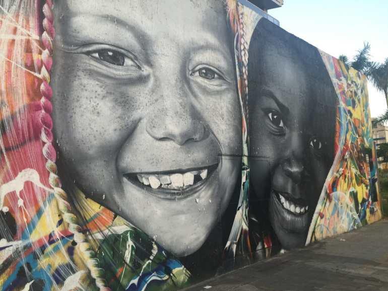 Melhores grafites de São Paulo