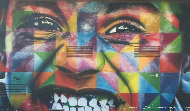 Los mejores murales de graffiti de São Paulo
