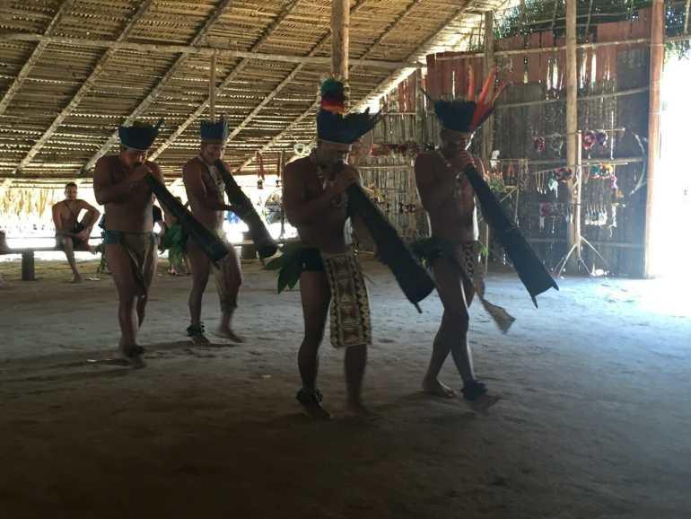 Indigenous tribe Tour in Manaus