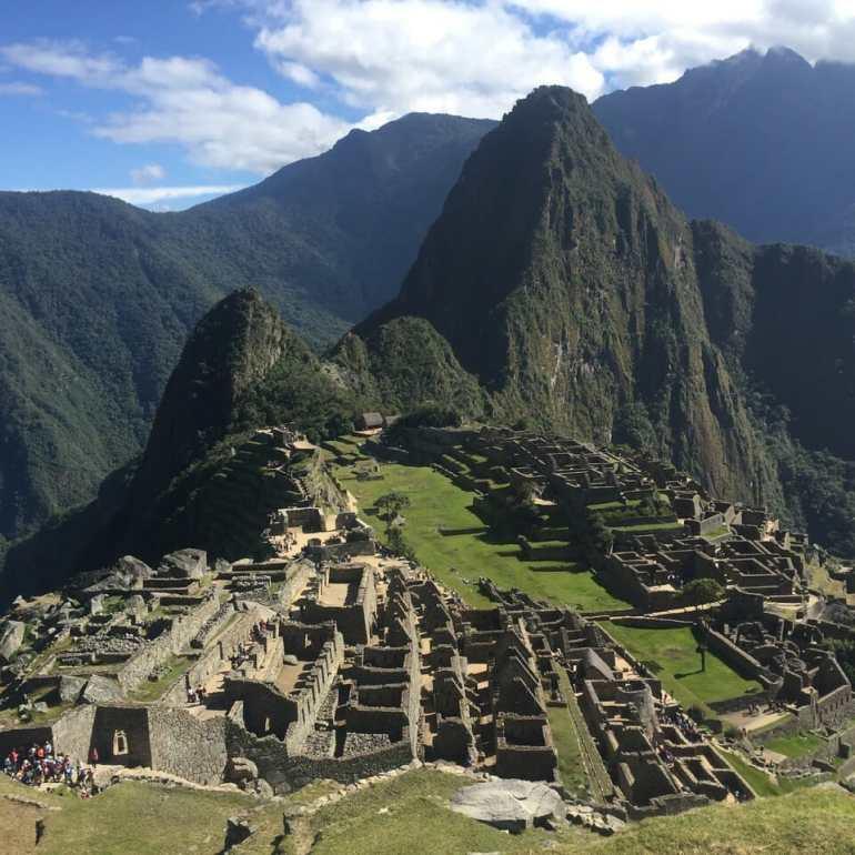 Viagem para Machu Picchu gastando pouco Montanha Machu Picchu